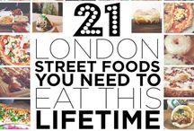 London foodie