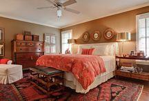 Master bedroom inspiration / by Jennifer Swindler
