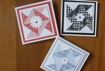 quilted card designs