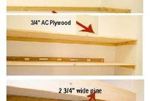 Projects for Kim / Carpentry for Kim to learn