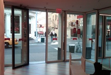 Operable Glass Walls / by Solar Innovations® Architectural Glazing Systems