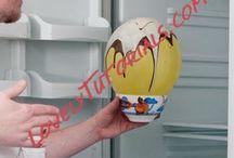 Dessert ballon