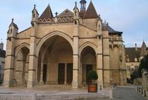 Beaune / Capital city of Burgundy wines