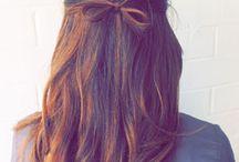 Hair dos....