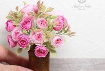 ミニチュア 花