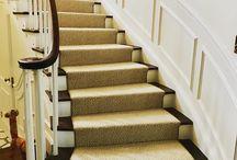 Carpet/Stair Installations