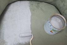 peindre du tissu