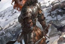 Warrior Women: Knight