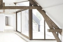 * Attic dimension* / attic and roof solution