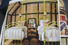 606 Upstairs Bedrooms / by Jill Harper