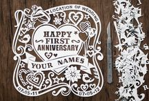 Anniversaries! / by Kristen Boss