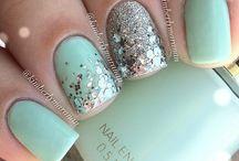 Nail art, my style / Favorite nail designs