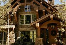 Log Homes / Log homes