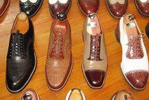 Pánské dobové doplňky a obuv