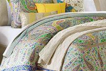 bedding / by Vicki Limes