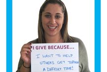 Rye Y Annual Campaign - Why Staff Give (2014) / Why we give to the Rye Y Annual Campaign.