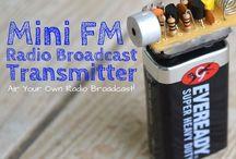 Radio zender bouwen
