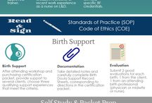 Pins from DONA Doulas / A collaborative board on pregnancy, birth, and breastfeeding from DONA certified doulas.