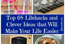 Clever Ideas / life hacks / Clever ideas / by MarloomZ Creations