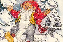 Bilder til julekort