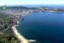 Conoce Bueu en las Rias Baixas de Galicia / Playas  de arena blanca y aguas cristalinas, Islas Atlánticas, el caribe Gallego a tus pies