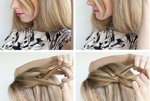 Easy and quick hairstyles x