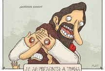 Alberto Montt / Diseño Cómico
