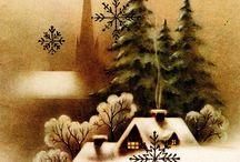 Kerst / Kerstplaatjes