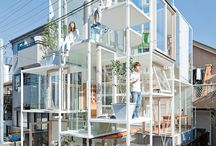 Jutaku Architecture / Micro Homes