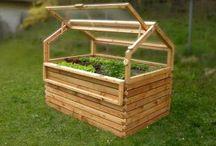 Ideen für den Hinterhof / Garten
