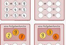 Matematické rodinky