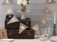 Bodas / Inspiración para decorar bodas.