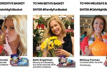 What's in your Basket? / What's in YOUR basket for Ravinia?  To enter a photo of your amazing basket visit www.DowntownHP.com/basket and click ENTER link. Upload the photo of your basket and the theme of your basket. You may also enter the contest by posting onto Downtown Highland Park's Facebook page. By using #DateNightBasket, #FamilyFunBasket or #GirlsNightBasket along with a your photo of your basket, you can enter to win.