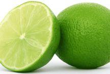 casca de limão para o coração