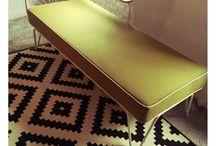 Zanaat Atölyesi /  metal furniture interior design