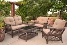 patio sets / by Sheri Lee