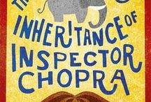 """Inspector Chopra's Mumbai / Welcome to the Mumbai featured in """"The Unexpected Inheritance of Inspector Chopra"""" by Vaseem Khan, which features a crime solving baby elephant"""