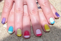 Nail Art & Nailpolish / I've always loved to do my nails and almost never go without a manicure and pedicure. Here are some favorite colors and nail art to try. / by Ayla Rose