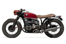 Cafe Racers & Scramblers, Bobbers and Truckers also
