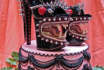 Cake - This is CAKE!!!!! YUM!!!!! / WOW, excellent work.  These are very talented artists... / by Joan Ducksworth
