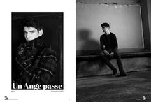 Un Ange Passe for OHLALA mag