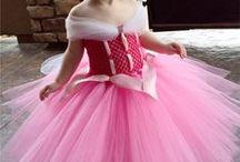 prinsessen jurkjes voor kindjes