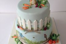 Peter Rabbit Cakes I Like