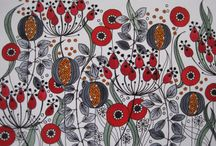 Artist - Faye Baines / Illustrations of Faye Baines