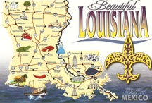 Ma belle Louisiane / by Missy Law