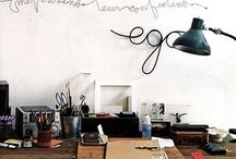【decor】 apartment revamp / Redecorating the SF apartment with a warm, creative, modern feel.