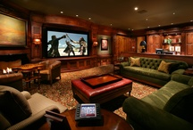 Media Room Magic / Media Rooms or Theater Rooms have become all the rage.  With most families spending time at home a trip to see a movie can be as close as down the hall!