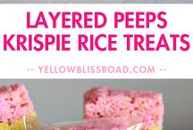 Easter Treats and Desserts / by Julie Crawford