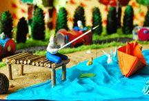 Przedszkole / Kindergarten / Projekty, dekoracje i ozdoby realizowane w przedszkolu
