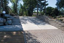 Commercial Projects - Permeable